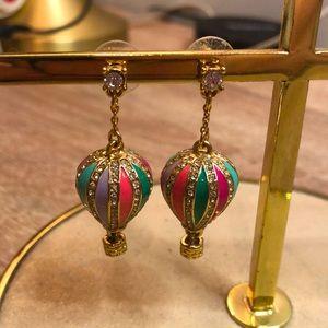Kate spade ♠️ Hot air balloon earrings